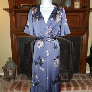 NWT purple oriental jumpsuit, 6